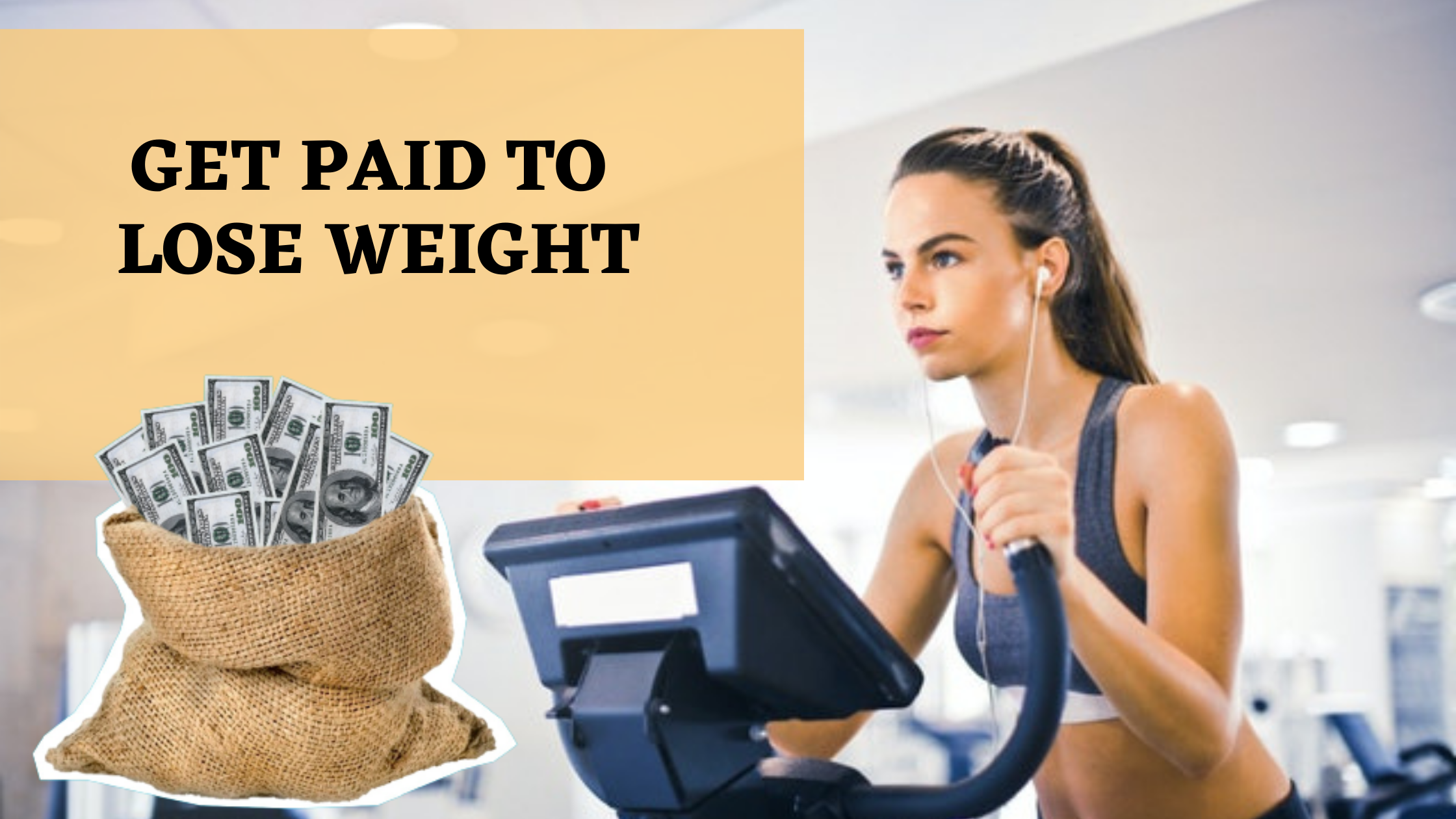 How to Get Paid to Lose Weight Online